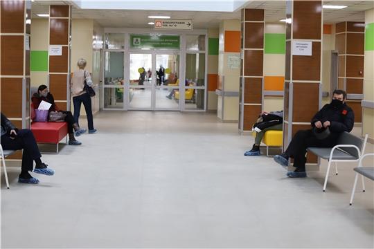 Опыт амбулаторного ковид-центра Центральной городской больницы будет тиражирован в больницах республики
