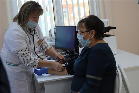 """По программе """"Земский доктор"""" и """"Земский фельдшер"""" в этом году в селах Чувашии начали работать 47 врачей и 78 фельдшеров"""