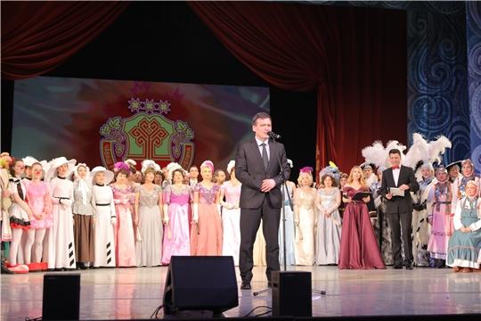 В столице Чувашии состоялось торжественное закрытие Года театра