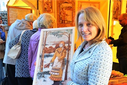 В Чебоксарах открывается выставка «Золотая береста – оберег мой на года»