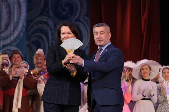 Торжественное закрытие Года театра в Чувашской Республике