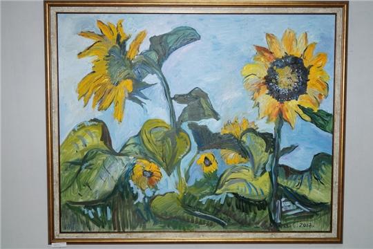 В Национальной библиотеке откроется выставка ярославской художницы Светланы Сухаревой