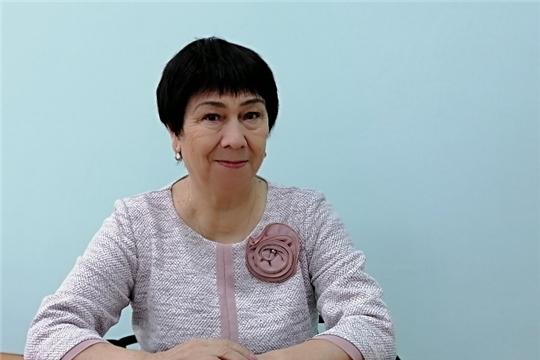 Сегодня свой 70-летний юбилей отмечает заслуженный работник культуры Чувашии Григорьева Тамара Романовна
