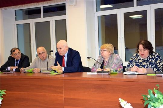 Национально-культурные объединения Чувашии готовятся к масштабному празднованию юбилейных дат России и Чувашской Республики