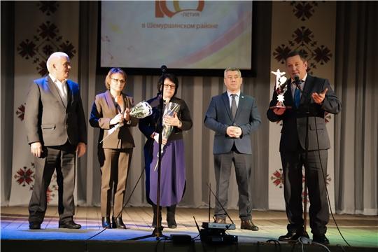 Шемуршинский район принял у себя Фестиваль муниципальных образований «Марафон 100-летия»
