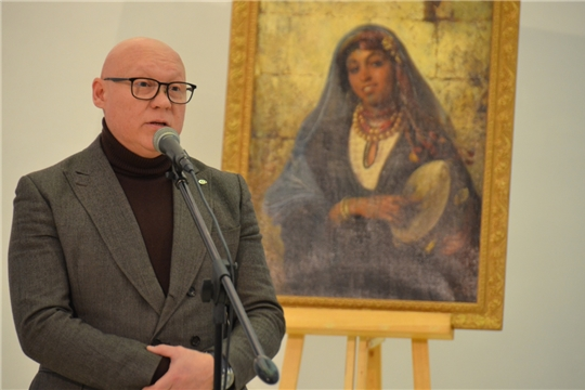 В Художественном музее открылась выставка «Малая Третьяковка на Волге»
