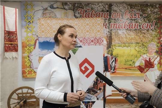 «Марафон 100-летия» открылся в Батыревском районе