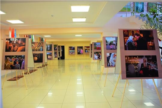 В Доме Дружбы народов Чувашии открылась фотовыставка о старообрядчестве