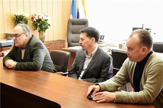 Состоялось рабочее совещание по подготовке и проведению XIII Чебоксарского международного кинофестиваля