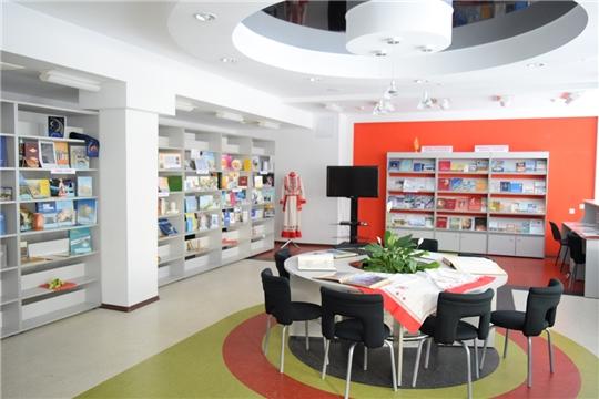 Национальная библиотека приглашает на выставку, посвящённую 100-летию образования Чувашской автономной области