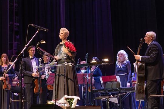 Симфоническая капелла и концертно-духовой оркестр представили программу «Мужчина и женщина»