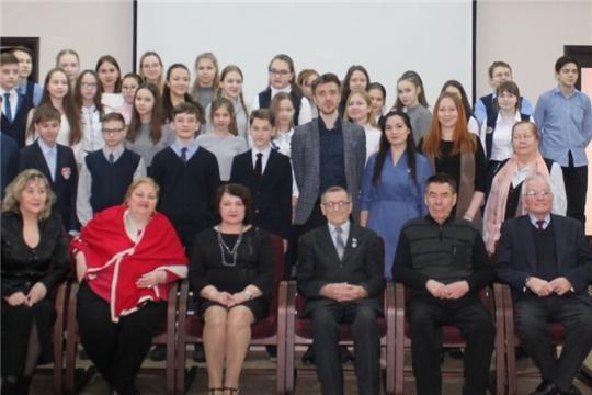 Состоялся творческий вечер «Город светлой мечты», приуроченный к 100-летию образования Чувашской автономной области