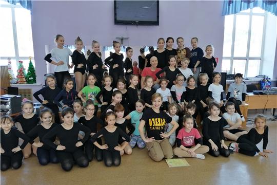 В г. Козловка прошёл Республиканский семинар-практикум для танцевальных коллективов Чувашии