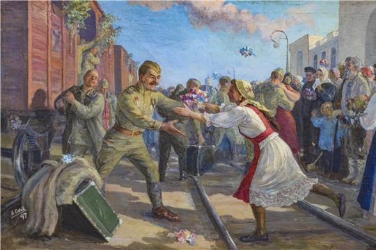 Выставка «Солдат с войны домой вернулся. Чувашия 1945 года» расскажет о первых послевоенных годах