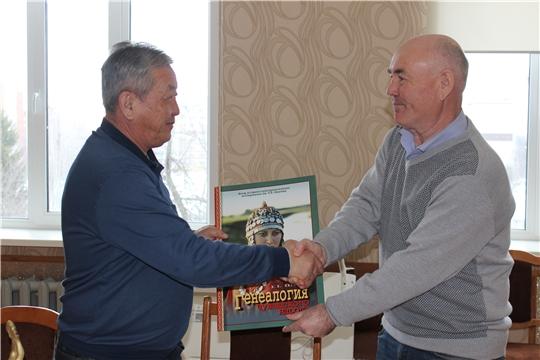 Кинематографисты из Киргизии посетили Госкиностудию «Чувашкино» и архив электронной документации