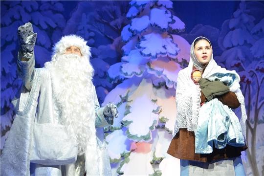 Чувашский театр юного зрителя планирует гастроли в места компактного проживания чувашей