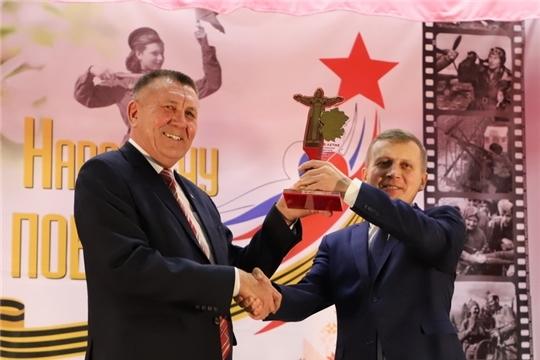 Открытие Фестиваля муниципальных образований «Марафон 100-летия» в Комсомольском районе