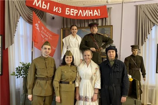 В Чувашском национальном музее открылась выставка «Солдат с войны домой вернулся. Чувашия 1945 года»