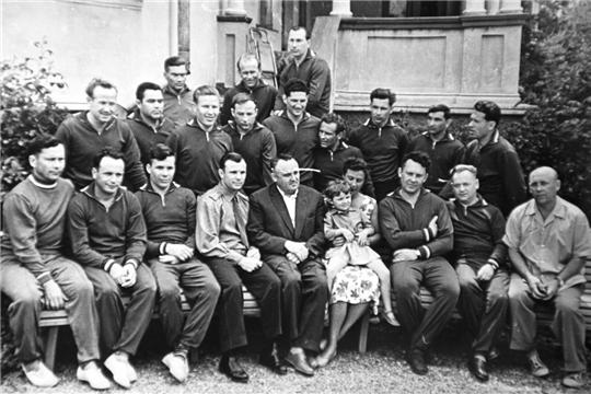 В рамках 60-летия первого набора отряда космонавтов открывается выставка «Гагаринский набор»