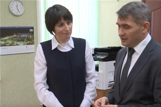 К акции «Народная память» присоединился врио Главы Чувашии Олег Николаев