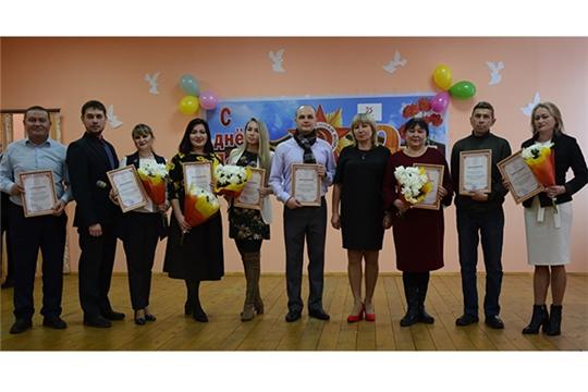 Состоялось итоговое совещание с работниками культуры Батыревского района