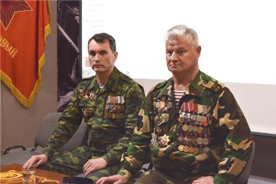 В Музее воинской славы почтили память псковских десантников
