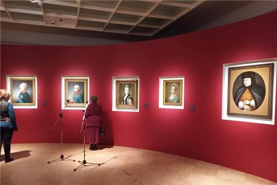В Москве открыта экспозиция живописи из коллекции Чувашского художественного музея