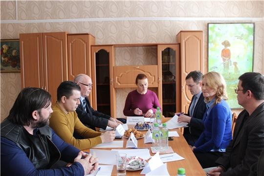 И.о. министра культуры Чувашии Роза Лизакова встретилась с членами Союза кинематографистов Чувашской Республики