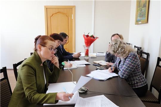 Состоялось совещание в режиме видеоконференцсвязи с руководителями муниципальных учреждений культуры