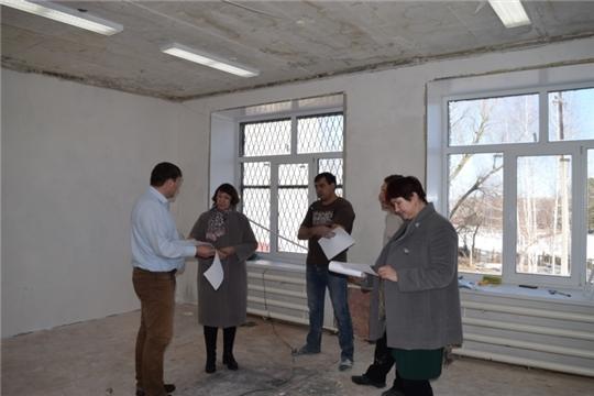 Строительство сельского дома культуры в с. Янгильдино Чебоксарского района
