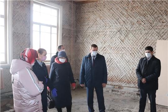 Министр Роза Лизакова ознакомилась с ходом реставрации объектов культурного наследия Алатырского и Порецкого районов