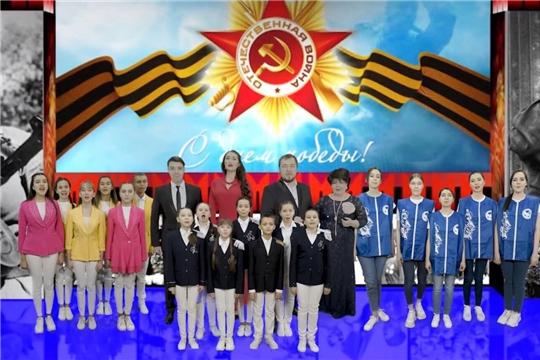 Ульяновская область присоединяется к песенному марафону в честь 75-летия Победы в Великой Отечественной войне «Наш День Победы»