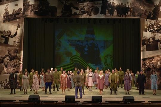 Пензенская область стала участником акции регионов  Приволжского федерального округа «Наш День Победы»