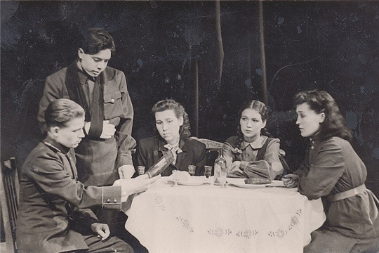 Театры республики присоединились к акции «Театральный батальон»