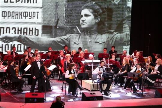 «Великих дней не смолкнет слава» - праздничный концерт симфонической капеллы
