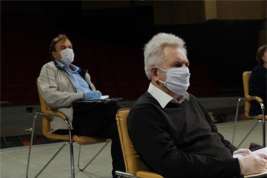 В Чувашском государственном театре оперы и балета обсудили творческие планы