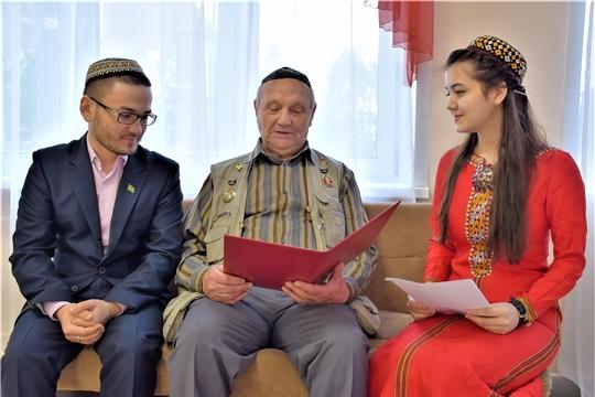 Дом Дружбы народов присоединился к Международному литературному флешмобу «Читаем Иванова»
