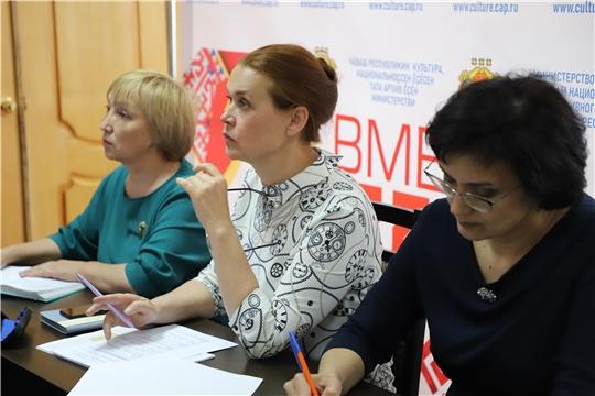 Состоялось онлайн-заседание по вопросам развития музейно-выставочной деятельности Госсовета РФ по направлению «Культура»