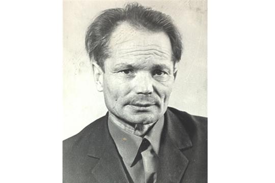 Сегодня исполняется 100 лет со дня рождения народного артиста Чувашской АССР Иванова Петра Ивановича