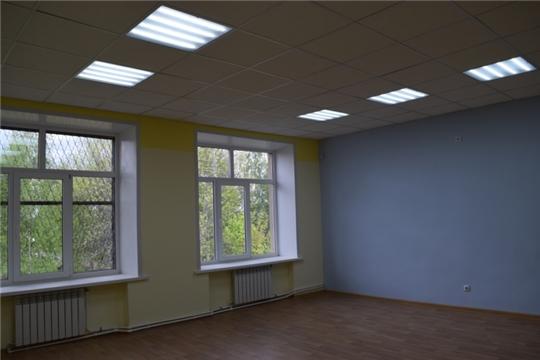 В рамках национального проекта «Культура» в Кшаушской сельской библиотеке завершены ремонтные работы