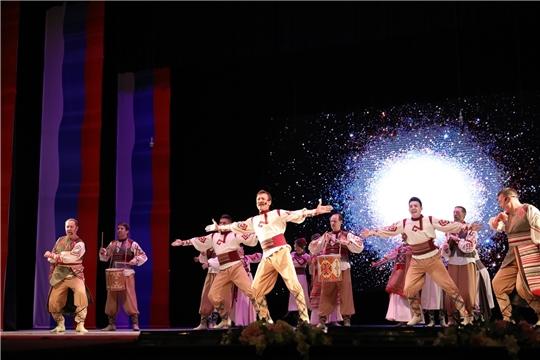 Чувашская государственная филармония представляет музыкальное поздравление, посвященное Дню защиты детей