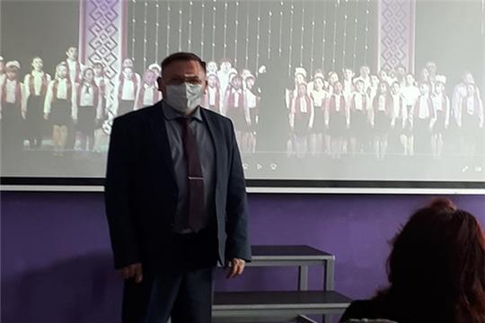 В рамках нацпроекта «Культура» открылся виртуальный концертный зал в Козловской ДШИ