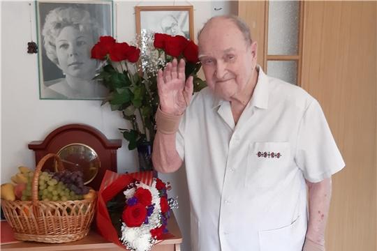 Народному артисту РСФСР Алексею Красотину - 100 лет!