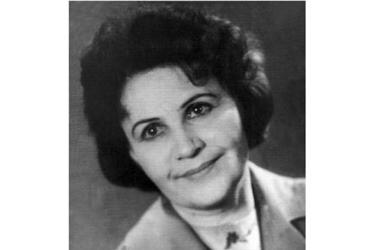 Светлой памяти народной артистки Чувашской АССР Марии Каширской