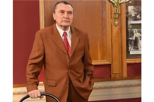 Художественный руководитель Чувашского государственного драматического театра Валерий Яковлев стал Почетным гражданином Чувашской Республики