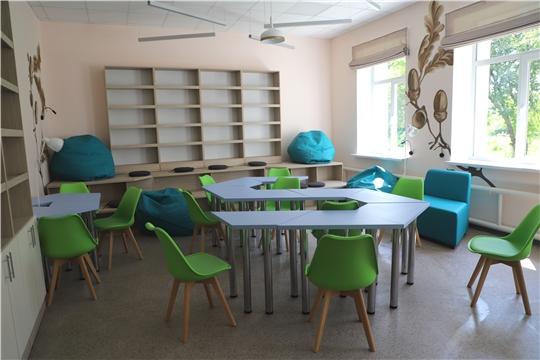 В рамках национального проекта «Культура» в Моргаушском районе появится библиотека нового поколения