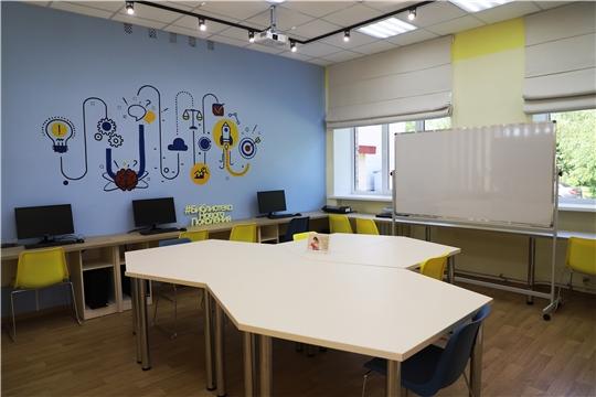 В Чебоксарском районе готовится к открытию новая модельная библиотека