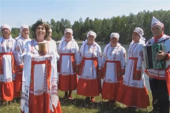 В Санкт-Петербурге и Ленинградской области прошел чувашский праздник «Акатуй» в режиме онлайн