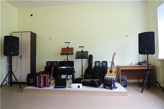 Школы искусств Чувашии получат музыкальные инструменты на 21 млн. рублей