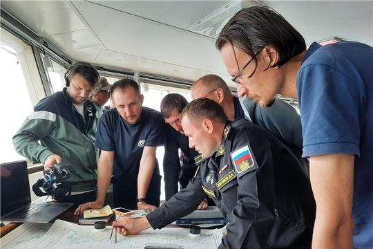Поисковую группу Русского географического общества возглавил студент из Чувашии